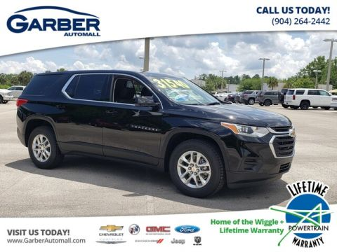 New 2019 Chevrolet Traverse LS w/1LS