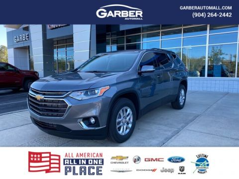 2020 Chevrolet Traverse LT Cloth w/1LT