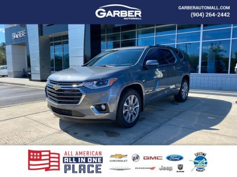 2020 Chevrolet Traverse Premier With Navigation