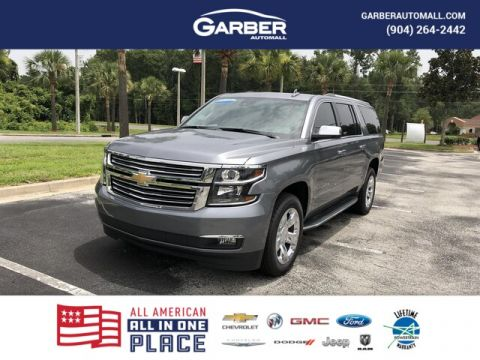 2020 Chevrolet Suburban Premier, 20 Wheels, NAV, All Weather Mats With Navigation
