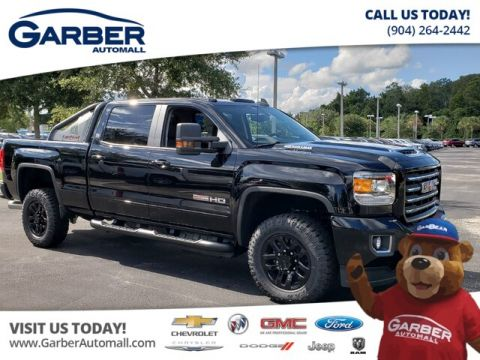 New 2019 GMC Sierra 2500HD SLT A/T X!