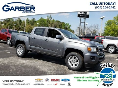 New 2019 GMC Canyon SLE RWD Truck