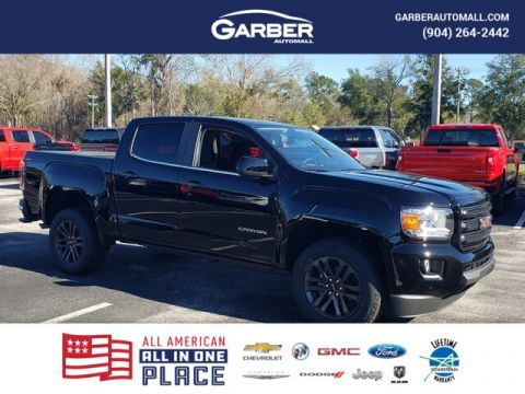 New 2020 GMC Canyon SLE RWD 4D Crew Cab