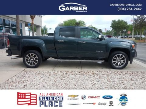 2019 GMC Canyon Denali With Navigation & 4WD