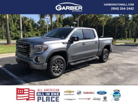 2020 GMC Sierra 1500 AT4 4WD