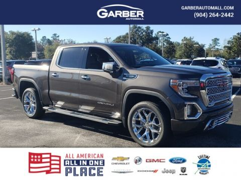 2020 GMC Sierra 1500 Denali With Navigation & 4WD