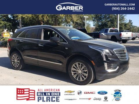 Pre-Owned 2017 Cadillac XT5 Luxury FWD SUV