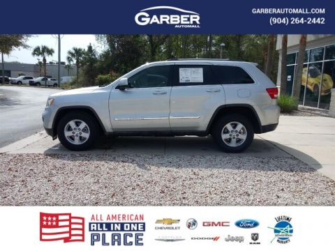 Pre-Owned 2011 Jeep Grand Cherokee Laredo RWD SUV