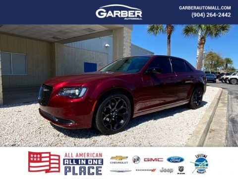 2020 Chrysler 300 Touring currently in Loaner Service