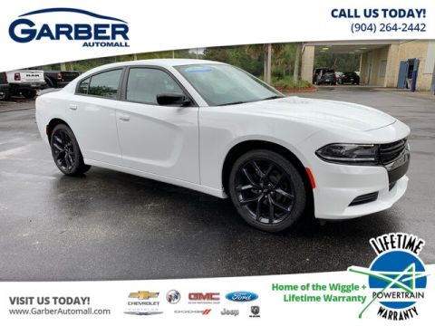2019 Dodge Charger SXT, Black Top Package