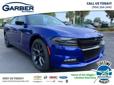 2019 Dodge Charger SXT, Blacktop Package, Driver Convenience Group