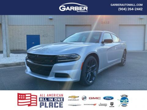 2020 Dodge Charger SXT, currently in Loaner Service