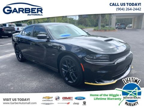 2019 Dodge Charger R/T Blacktop, Nav/Travel Group