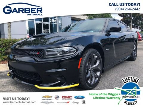 2019 Dodge Charger R/T with V8 Hemi, loaded