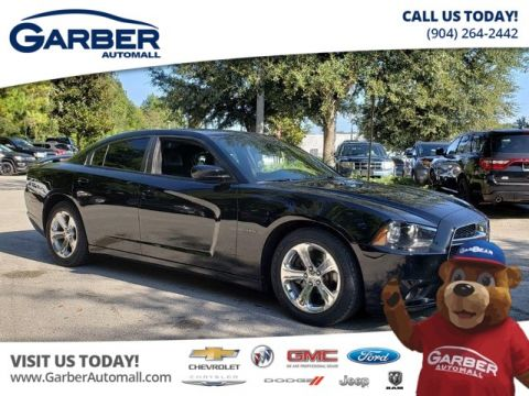 Pre-Owned 2014 Dodge Charger R/T w/Leather Navigation