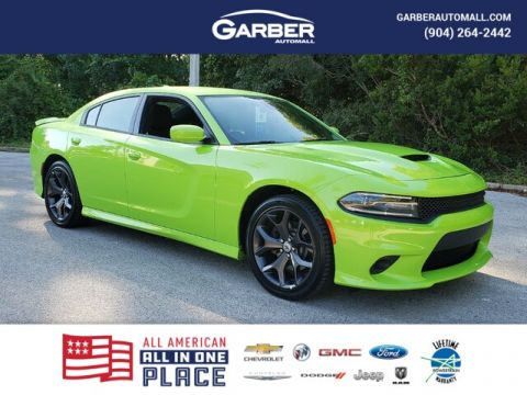 Pre-Owned 2019 Dodge Charger GT RWD Sedan