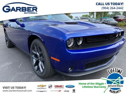New 2019 Dodge Challenger SXT, Black Top Package, Driver Convenience Group RWD Coupe