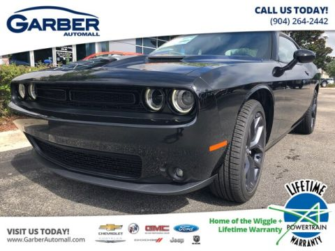 2019 Dodge Challenger SXT, Blacktop Package, XM Radio