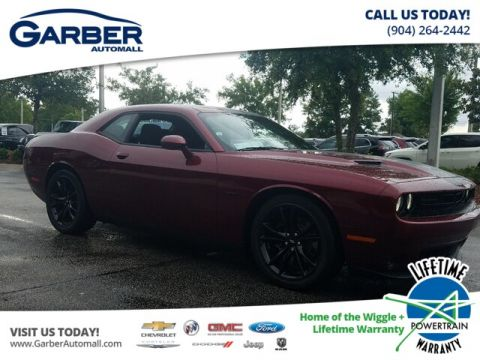 2018 Dodge Challenger R/T Black Top Package, $9000 OFF