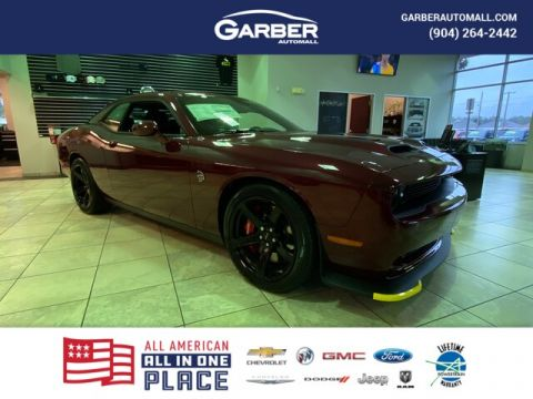 New 2020 Dodge Challenger SRT Hellcat, Laguna Leather, Plus Package RWD 2D Coupe