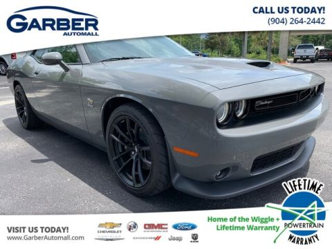 2019 Dodge Challenger 1320 Drag Pack Version, 1320 Plus Group, Navi