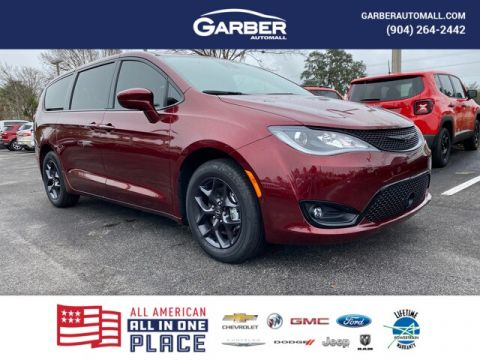 2020 Chrysler Pacifica Touring, S Appearance Package, Navi With Navigation