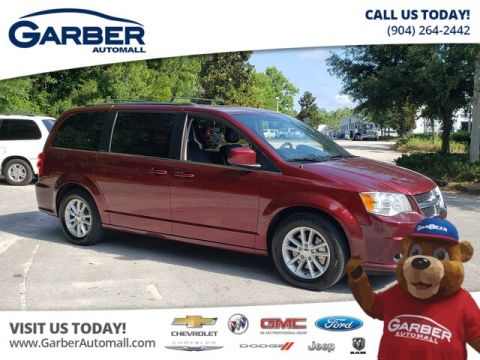 Pre-Owned 2018 Dodge Grand Caravan SXT FWD Minivan