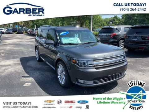 New 2019 Ford Flex Limited, 300A, PWR Liftgate,