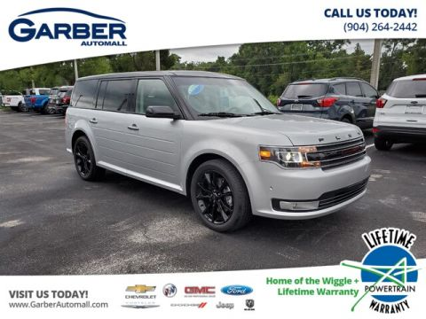 New 2019 Ford Flex Limited, 301A, Tow Package, Vista Roof With Navigation