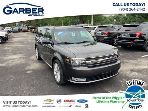 New 2019 Ford Flex SEL, 202A, NAV, Tow Package