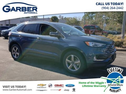 New 2019 Ford Edge SEL FWD SUV