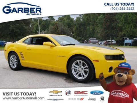 Pre-Owned 2013 Chevrolet Camaro 1LT Custom Stripes