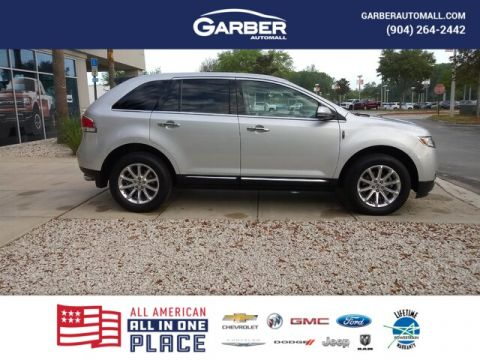 Pre-Owned 2015 LINCOLN MKX FWD SUV