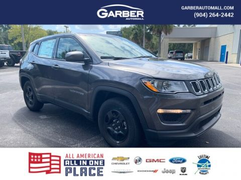 2020 Jeep Compass Sport Safety and Security Group