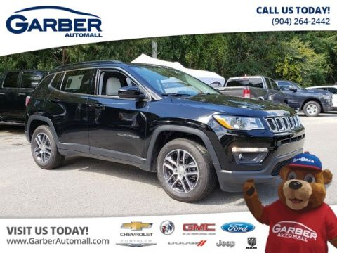 New 2018 Jeep Compass Latitude 4X2