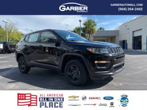2020 Jeep Compass Sport 4x4, Mopar Int. Protection 4WD
