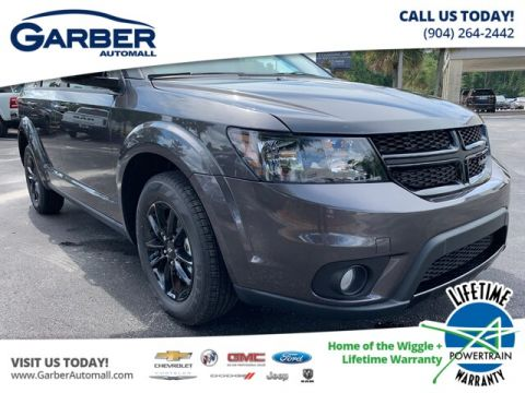 2019 Dodge Journey SE, Blacktop Package, 8.4 Touch Screen""