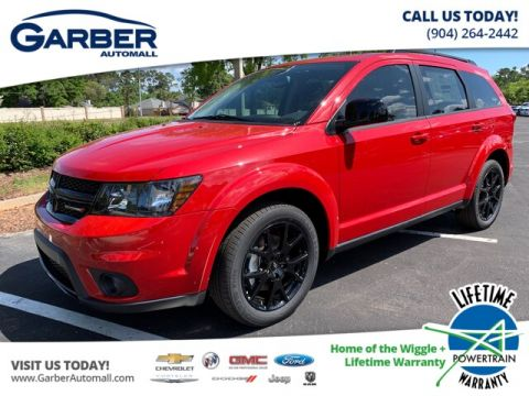 New 2019 Dodge Journey Journey SE Demo w/extra Rebates