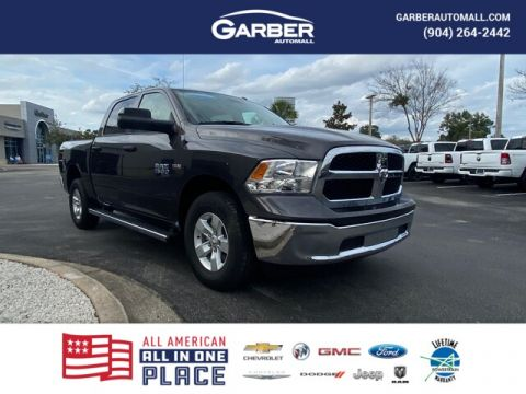 New 2019 Ram 1500 Classic Tradesman 4x4, HEMI, 3.92 Axel Ratio 4WD