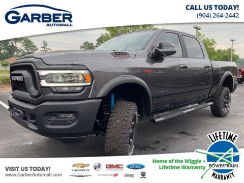 2019 RAM 2500 Power Wagon Crew Cab 4x4, navi, Level 2 Group 4WD