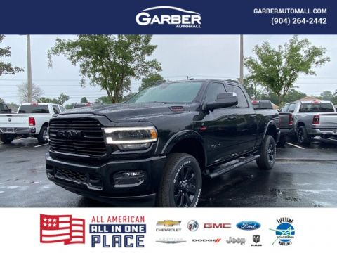 2020 Ram 2500 Laramie 4x4, Night Edition, 12 in. Nav, loaded 4WD