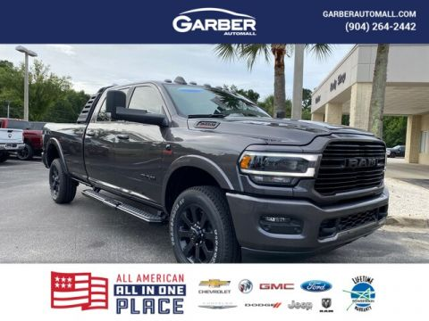 2020 Ram 2500 Laramie 4x4, Night Edition, Nav With Navigation & 4WD