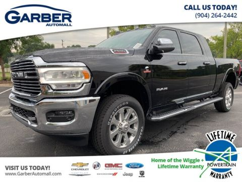 2019 RAM 2500 Laramie 4x4, Leather, Navi, Cummins Diesel 4WD