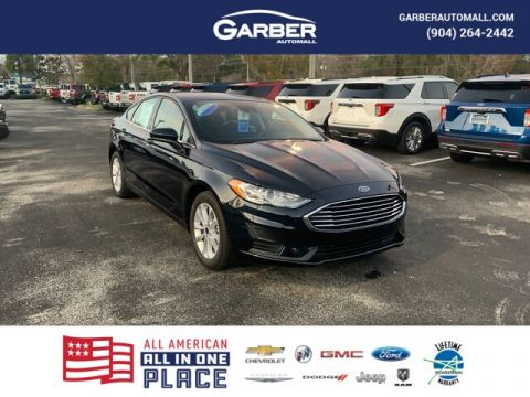 2020 Ford Fusion SE, 150A, Co-Pilot 360 NAV With Navigation