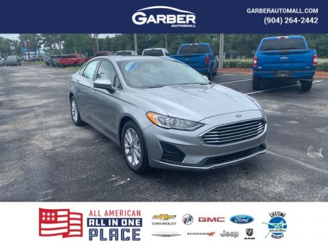 2020 Ford Fusion SE With Navigation