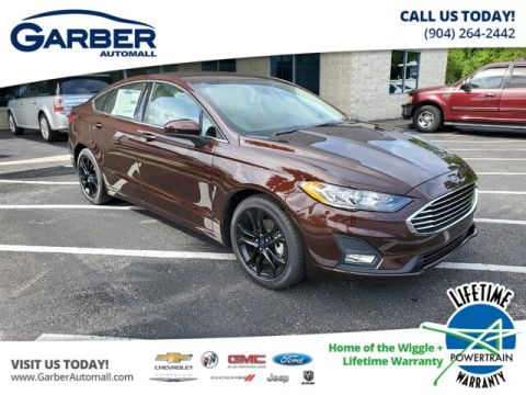 New 2019 Ford Fusion SE, 151A, Push Button Start, Keyless Keypad