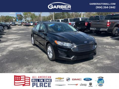 2020 Ford Fusion SE, 150A, Moonroof, NAV, Co-Pilot 360 With Navigation