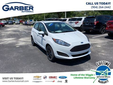 New 2019 Ford Fiesta SE, Auto, Bluetooth, Moonroof