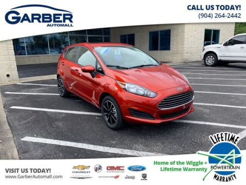 New 2019 Ford Fiesta SE, Auto, Moonroof FWD Hatchback
