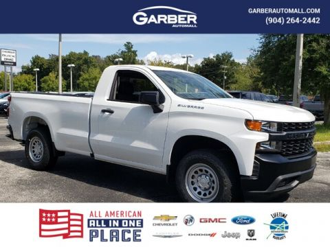 2020 Chevrolet Silverado 1500 Work Truck, Tow Pkg, Keyless Entry